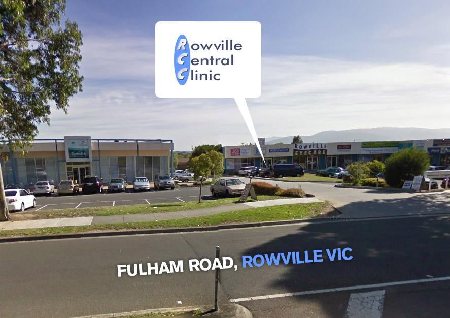 Rowville Doctor, GP Fulham Road Melbourne